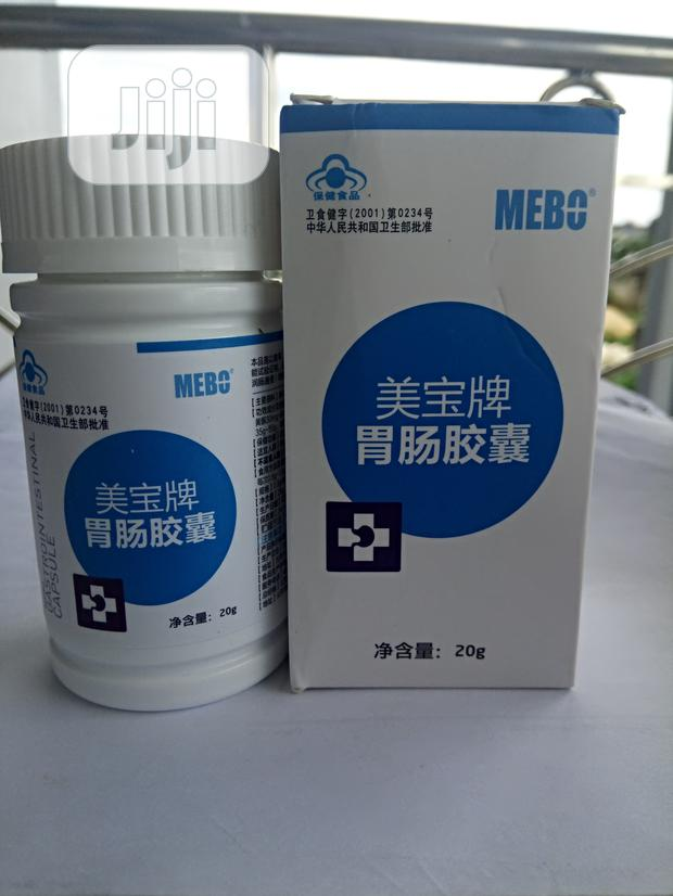 Mebo GI Capsules 100% Guaranteed Fast Cure for Ulcer in 30 Days