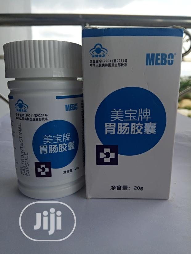 Mebo GI 100% Natural Cure for All Types of Ulcer and Constipation