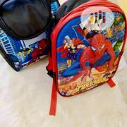 Spiderman School Bag And Lunch Bag | Babies & Kids Accessories for sale in Lagos State, Lagos Mainland