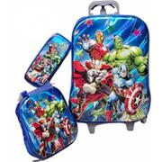 Marvel Avengers Kids Trolley School Bag | Babies & Kids Accessories for sale in Lagos State, Lagos Mainland