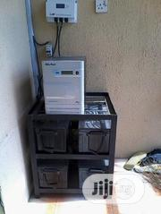3.5KVA 48V Inverter Installation Using 4 Batteries | Building & Trades Services for sale in Lagos State, Ikeja