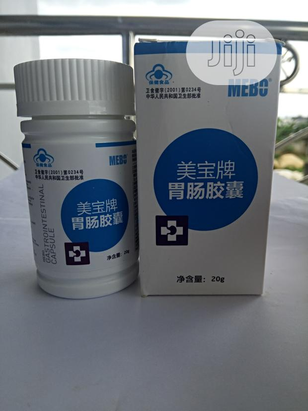 Cure That Persisting Ulcer in 14 Days With Mebo GI Magic Capsules