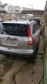 Honda CR-V 2007 EX Automatic Silver | Cars for sale in Lagos State, Ojodu