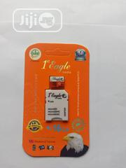Eagle 16GB 1st Eagle Memory Card With Anti Virus   Accessories for Mobile Phones & Tablets for sale in Lagos State, Kosofe