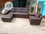 Original Leather Sofa Chair | Furniture for sale in Lagos State, Lagos Mainland