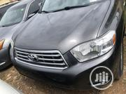 Toyota Highlander 2009 V6 Gray | Cars for sale in Oyo State, Ibadan North