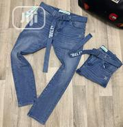 Designer Ripped Jeans | Clothing for sale in Lagos State, Yaba