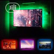 TV Background 16 Colour Changing Backlight With Remote Control | Accessories & Supplies for Electronics for sale in Lagos State, Ojo