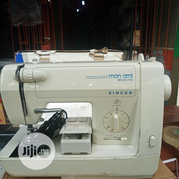 Singer Multipurpose Sewing Machine(London Used)