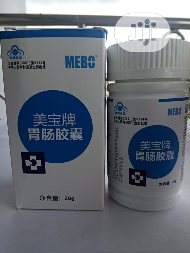 Cure That Ulcer In 10 Days With Mebo GI Powerful Supplement For Ulcer