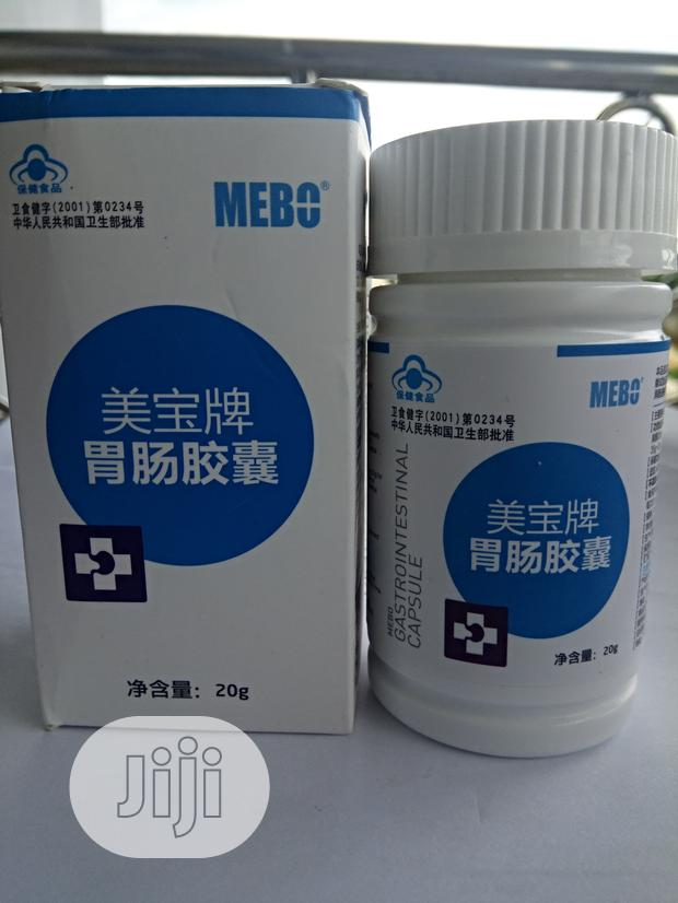 100% Natural Proven Cure for Ulcer Mebo GI Gastrointestinal Capsules
