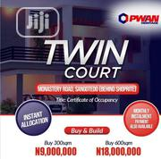 Plot of Land for Sale At Twin Court Sangotedo Ajah. | Land & Plots For Sale for sale in Lagos State, Ajah
