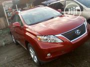 Lexus RX 2010 Red | Cars for sale in Lagos State, Amuwo-Odofin