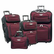 Travel Select Amsterdam 4 Piece Expandable Rolling Luggage Bags (P/H) | Bags for sale in Rivers State, Port-Harcourt