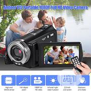 Andoer V12 1080P Full HD 16X Digital Zoom Recording Video Camera | Photo & Video Cameras for sale in Abuja (FCT) State, Lugbe District