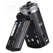 Andoer V12 1080P Full HD 16X Digital Zoom Recording Video Camera | Photo & Video Cameras for sale in Rivers State, Port-Harcourt