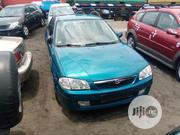 Mazda 323 2002 Blue | Cars for sale in Lagos State, Apapa