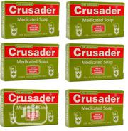 The Original Crusader Soap for a Clear Healthy Skin 80g PACK OF 6 | Bath & Body for sale in Lagos State, Surulere