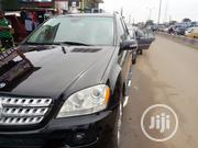 Mercedes-Benz M Class 2008 Black | Cars for sale in Lagos State, Victoria Island