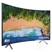 """Bland New 65"""" Curve Samsung TV 
