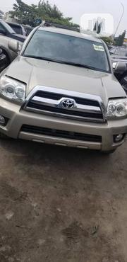 Toyota 4-Runner 2008 Gold | Cars for sale in Lagos State, Lagos Mainland