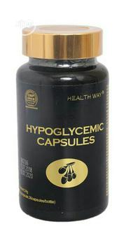 Hypoglycemic Capsules Helps to Stabilize Blood Sugar and Cholesterol. | Vitamins & Supplements for sale in Lagos State, Surulere