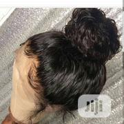 100% Pure Human Hair 360 Wig   Hair Beauty for sale in Lagos State, Amuwo-Odofin