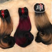100%Pure Human Hair Weavon With Closure   Hair Beauty for sale in Lagos State, Amuwo-Odofin