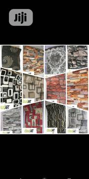 Your 3D Wallpaper 2 Beautify Ur Parlor & Rooms | Home Accessories for sale in Lagos State, Orile
