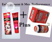2 In 1 Fastest Penis Enlargement & Quick Ejaculation Cure | Sexual Wellness for sale in Abuja (FCT) State, Gwarinpa