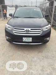 Toyota Highlander 2013 Limited 3.5l 4WD Blue | Cars for sale in Lagos State, Lagos Mainland