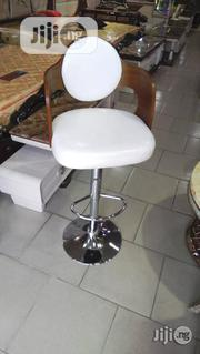 Quality Bar Stool White | Furniture for sale in Lagos State, Ojo