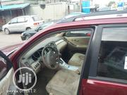 Toyota Highlander 2006 V6 Red | Cars for sale in Lagos State, Lagos Mainland