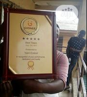 New Presentable Wooden Plaque Award | Arts & Crafts for sale in Lagos State, Ikeja