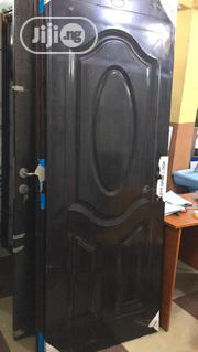 Thick Iron Plate American Panel Door | Doors for sale in Lagos State, Mushin