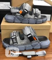 Adidas X Offwhite Slipper Sandal Combo | Shoes for sale in Lagos State, Ojo