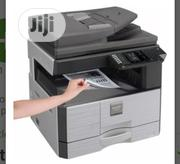 Sharp Photocopier+Automatic Feeder - AR-6020 - Black White Printer   Printers & Scanners for sale in Lagos State, Ikeja