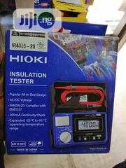Hioki Insulation Tester IR4056-20 | Measuring & Layout Tools for sale in Lagos State, Ojo