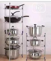 5 Tier Kitchen Pot Stand | Kitchen & Dining for sale in Lagos State, Lagos Island