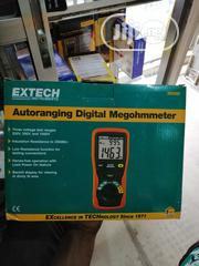Extech 380260 Autoranging Digital Megohmmeter | Measuring & Layout Tools for sale in Lagos State, Ojo
