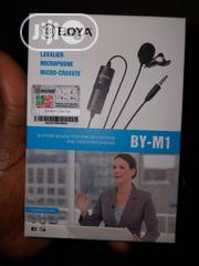 Boya By-m1 Lavalier Microphone For Presentation & Video Recording | Audio & Music Equipment for sale in Lagos State, Lagos Island