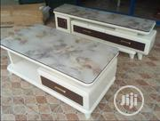 Quality Adjustable TV Stand With Centre Table | Furniture for sale in Abuja (FCT) State, Garki I