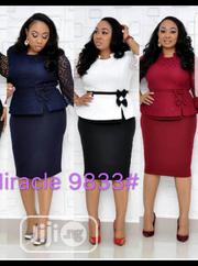Ladies Body Fitted Gown | Clothing for sale in Lagos State, Amuwo-Odofin