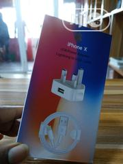 Original iPhone Charger | Accessories for Mobile Phones & Tablets for sale in Rivers State, Port-Harcourt