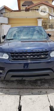 Land Rover Range Rover Sport 2015 Blue | Cars for sale in Lagos State, Lekki Phase 1