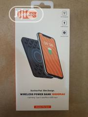 Wireless Power Bank For All Wireless Enables Phones | Accessories for Mobile Phones & Tablets for sale in Lagos State, Ikeja