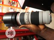 This Is Canon Zoom Lens 70-200mm Is Very Strong And Standard Standard | Accessories & Supplies for Electronics for sale in Lagos State, Ikeja
