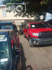 Toyota Tundra Double Cab 2008 Red | Cars for sale in Lagos State, Magodo