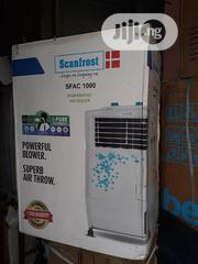 Brand New Scanfrost Air Cooled Model SFAC 1000 Fast Cool With Warranty | Home Appliances for sale in Lagos State, Ojo