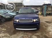 Land Rover Range Rover Sport 2010 Blue | Cars for sale in Lagos State, Ojodu